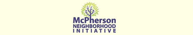 McPherson Neighborhood initiative logo